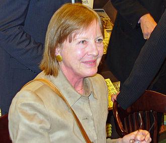 Frances FitzGerald (journalist) - Frances FitzGerald