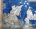 Francesco Berlinghieri, Geographia, incunabolo per niccolò di lorenzo, firenze 1482, 09 isole britanniche 02 irlanda.jpg