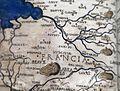 Francesco Berlinghieri, Geographia, incunabolo per niccolò di lorenzo, firenze 1482, 12,1 francia 02 parigi.jpg