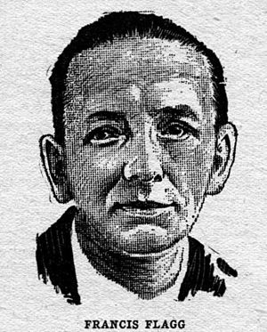 George Henry Weiss - Weiss as depicted in Wonder Stories c. 1930