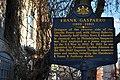 Frank Gasparro Historical Marker 727 Carpenter St Philadelphia PA (DSC 3619).jpg