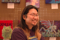 Frank Wu at MileHiCon 39 in 2007.png