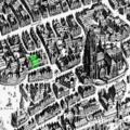 Frankfurt Am Main-Goldenes Laemmchen-Merian1628.png
