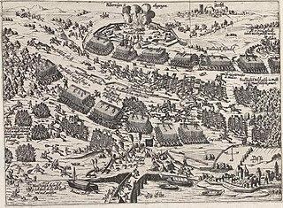 Battle of Dessau Bridge battle of the thirty years war