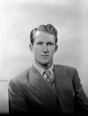 Malcolm Fraser - Malcolm Fraser in 1956