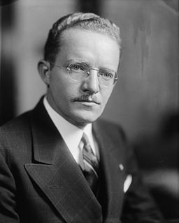 Fred A. Hartley Jr. American politician