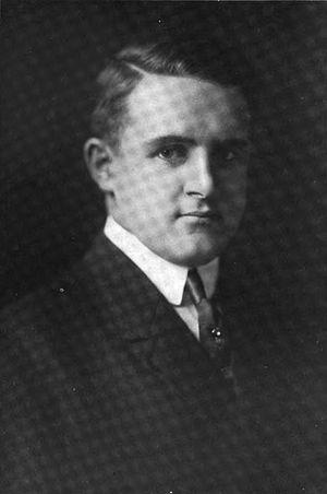 Fred J. Murphy - Murphy in 1914