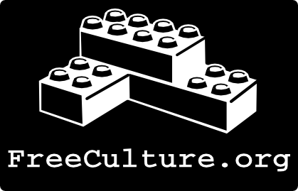 Free Culture dot org logo