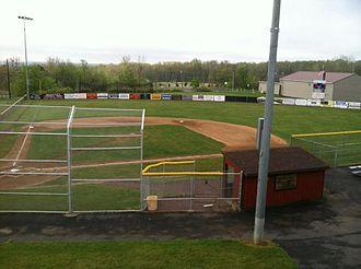 Freeland, Pennsylvania - Little League field in Freeland.