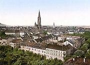 Freiburg um 1900