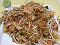 Fried cellophane noodles with shrimp Pad woon sen kung.jpg