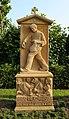 Friedhof Steinbeck Grab August Konermann 2.jpg