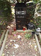 Friedhof der Dorotheenstädt. und Friedrichwerderschen Gemeinden Dorotheenstädtischer Friedhof Okt.2016 - 6 2