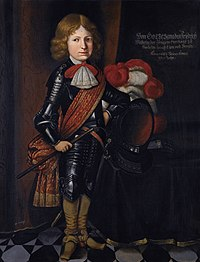 Friedrich Wilhelm III, duke of Saxe-Altenburg (1657-1672), by German School of 1662.jpg