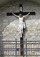 Friesach - Pfarrkirche - Kruzifix.jpg