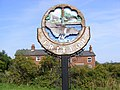Fritton Village Sign - geograph.org.uk - 1439569.jpg