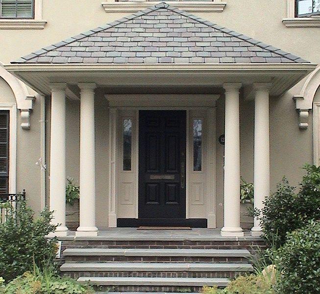 Front Door Roof: ArchitectureWeek DesignCommunity • View Topic