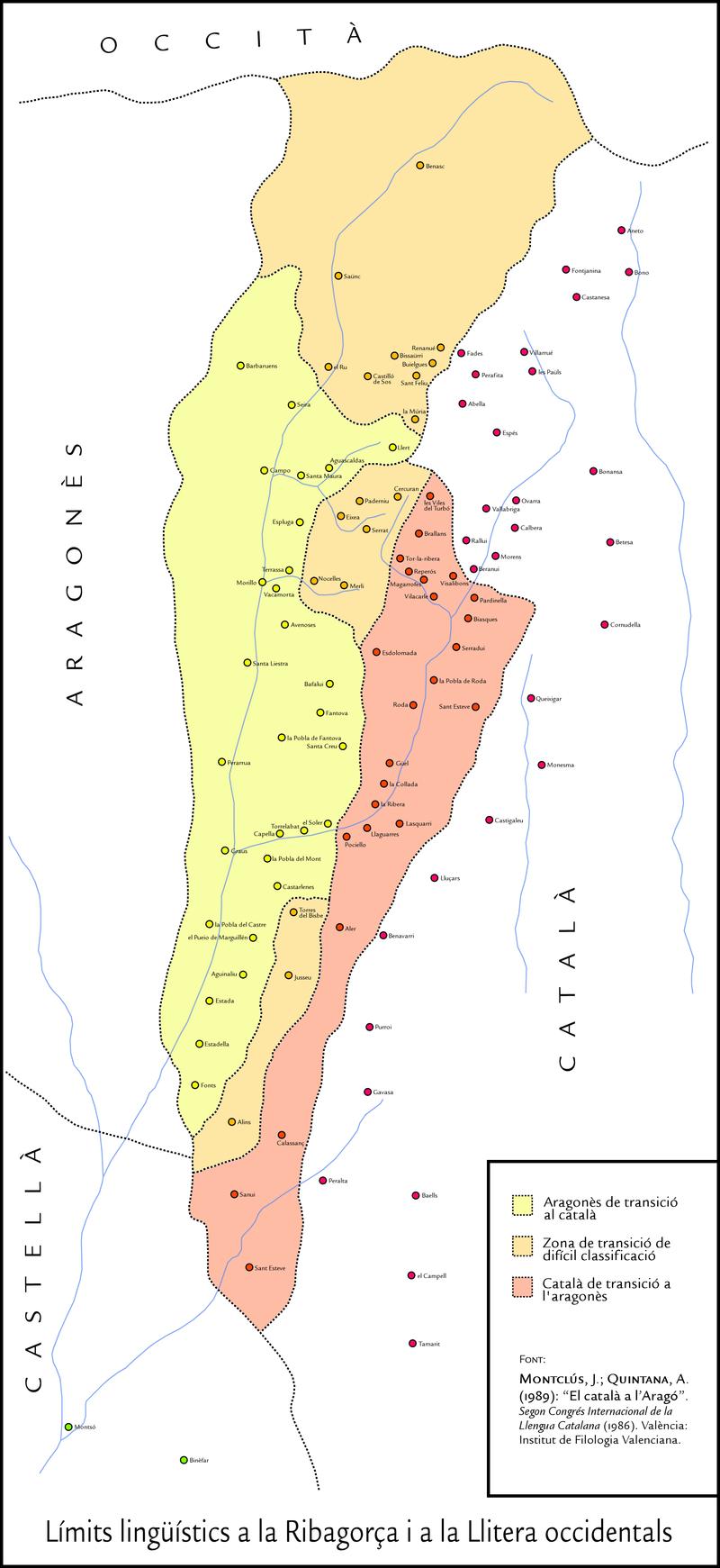 Límit entre l'aragonès i el català - Página 2 800px-Frontera_ling%C3%BC%C3%ADstica_aragon%C3%A8s-catal%C3%A0_%28Montcl%C3%BAs_%26_Quintana%2C_1989%29