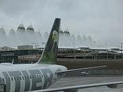 """Sarge"" the Bald Eagle (N932FR) Airbus A319"