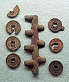Fuhonsen Asukaike end of 7th century copper and antimony.jpg