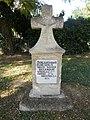 Funerary Memorial Park, Marica Krizanovic Umerla (1876), 2017 Törökbálint.jpg