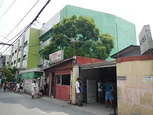 Valenzuela City General Hospital - Facade
