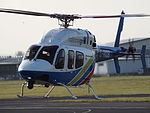G-RIDB Bell 429 Helicopter (25215933283).jpg