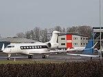 G-ULFS Gulfstream G650 Executive Jet Charter Ltd (31569651856).jpg