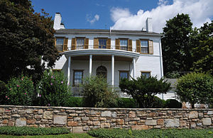 Silver Spring Township, Cumberland County, Pennsylvania - George Trimble House, built 1812