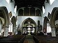GOC Sawbridgeworth 097 Nave of Great St Mary's Church, Sawbridgeworth (30004908304).jpg