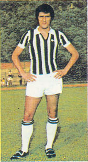 Gaetano Scirea - Scirea with Juventus during the 1974–75 season