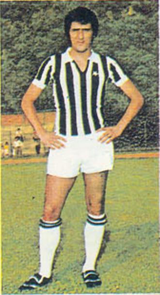 Gaetano Scirea - Scirea with Juventus during the 1974–75 season