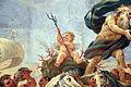 Galleria di luca giordano, 1682-85, nettuno e anfitrite 07.JPG