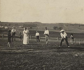 Rounders Bat-and-ball team sport originating in Britain and Ireland