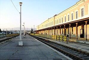 Sibiu railway station