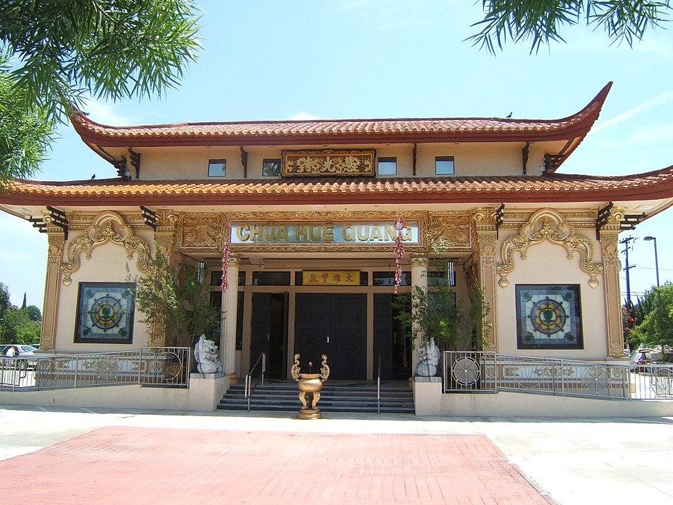 Garden Grove Vietnamese Buddhist Temple