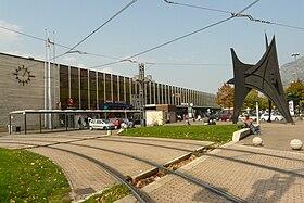 Image illustrative de l'article Gare de Grenoble