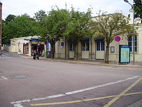 Image illustrative de l'article Gare de Sèvres - Ville-d'Avray