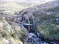 Garepool Burn and remains of an old water wheel - geograph.org.uk - 352382.jpg