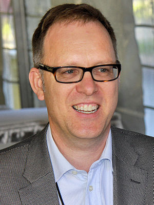 Garth Nix - Nix at the 2012 Texas Book Festival
