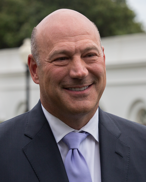 Gary Cohn (investment banker) - Image: Gary Cohn at Regional Media Day (cropped)