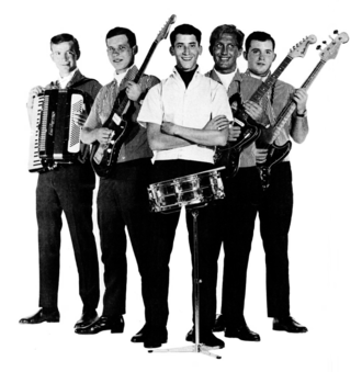 Gary Lewis & the Playboys - Image: Gary Lewis & the Playboys