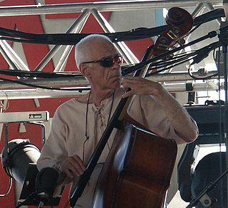 Gary Peacock American jazz double-bassist