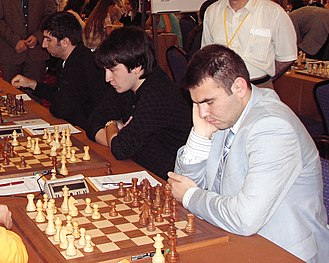 Sport in Azerbaijan - Azerbaijan men's chess team