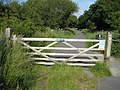 Gate on the Tarka Trail - geograph.org.uk - 1360737.jpg