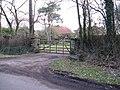 Gateway to Great Slifehurst Farm - geograph.org.uk - 1167158.jpg