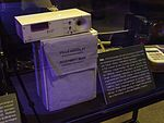 Gateway to space 2016, Budapest, space equipment 5.jpg