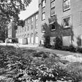 Gedeelte van de voorgevel met ingangspartij, hoofdgebouw - Venlo - 20341030 - RCE.jpg