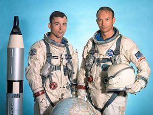 Gemini 10 - Image: Gemini 10crew
