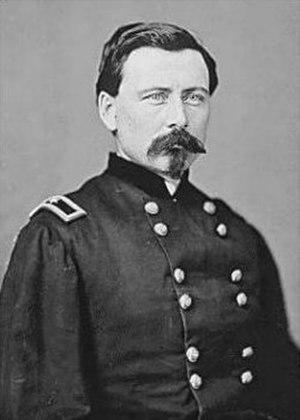 Edward Winslow Hincks - Maj. Gen. Edward Hincks